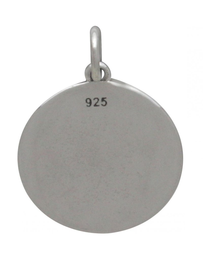 Sterling Silver Adventure Awaits Charm