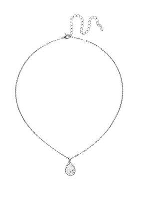 Sorrelli Crystal Rain Droplet Pendant Necklace