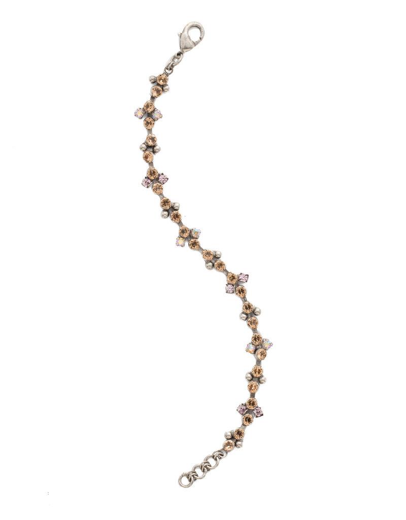 Sorrelli Clematis Bracelet in Mirage