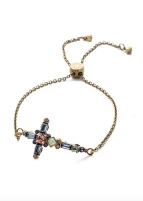 Sorrelli Venezia Slider Bracelet in Bohemian Bright