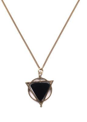 Michelle Starbuck Black Onyx Elder Necklace