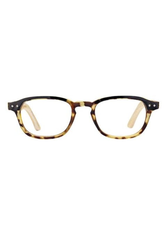 Blue Planet Berkeley Reader Dark Amber Tortoise