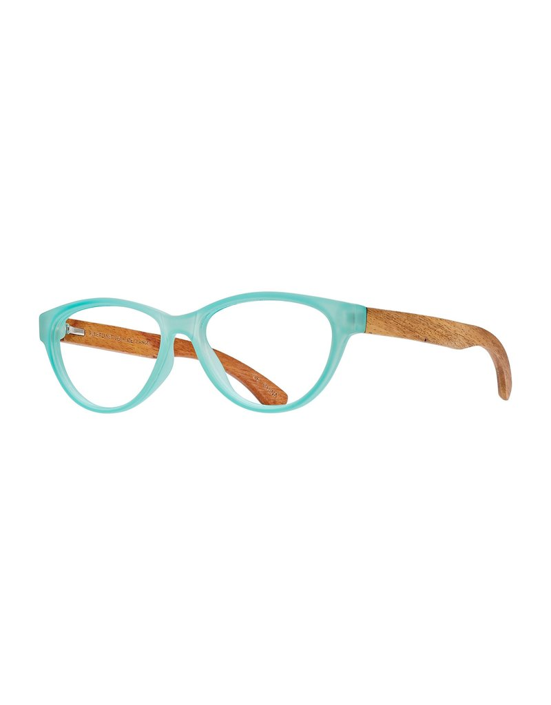Blue Planet Madison Reader Matte Frost Turquoise