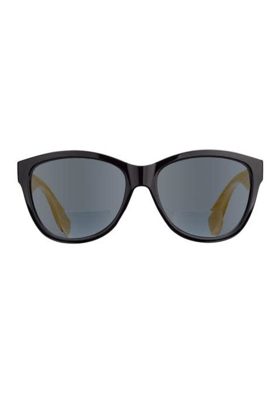 Blue Planet Island Bifocal Sun Reader Black Onyx