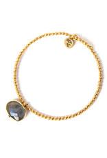 Lenny & Eva Labradorite Ava Gemstone Bracelet