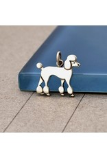 Sterling Silver Poodle Dog Charm