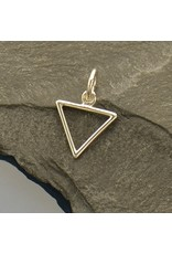Sterling Silver Water Element Charm