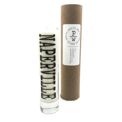 Poetic Wax Naperville Tall Candle