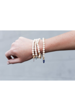 Lenny & Eva Berklee Stretch Bracelet Rose Quartz