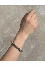 Lenny & Eva 8mm Gemstone Bracelet Labradorite