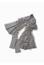 Look By M Premium Cashmere Charcoal Gloves