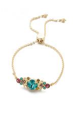 Sorrelli Rosina Slider Bracelet in Candy Pop