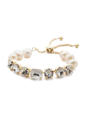Sorrelli Cadenza Bracelet in Clear Crystal