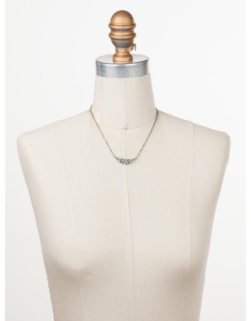 Sorrelli Aralia Delicate Pendant Necklace in Pastel Prep