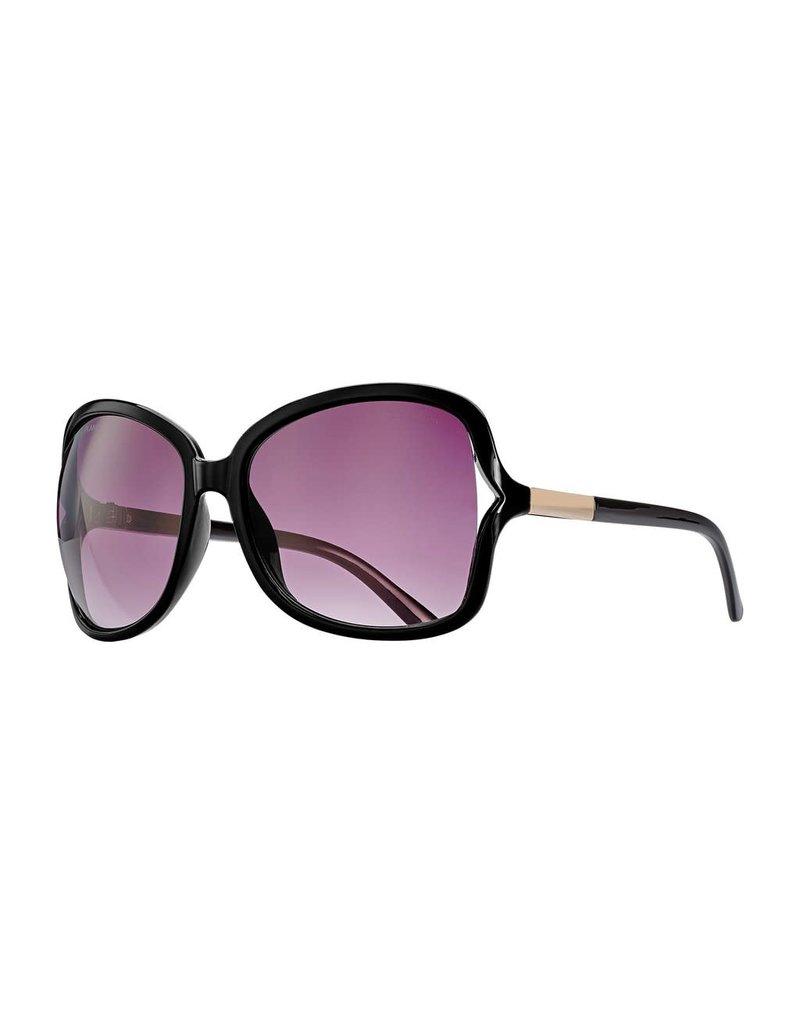Blue Planet Anne Black Onyx Polarized Sunglasses