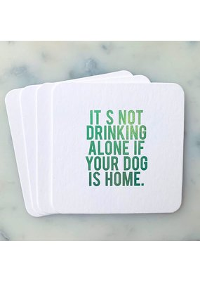 Sipping This Dog Lover Coasters