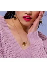 Larissa Loden Onyx Capri Necklace