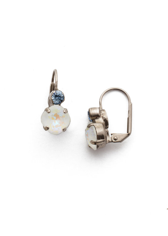 Sorrelli Glacier French Wire Earring