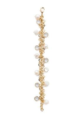 Sorrelli Modern Pearl Aura Classic Bracelet