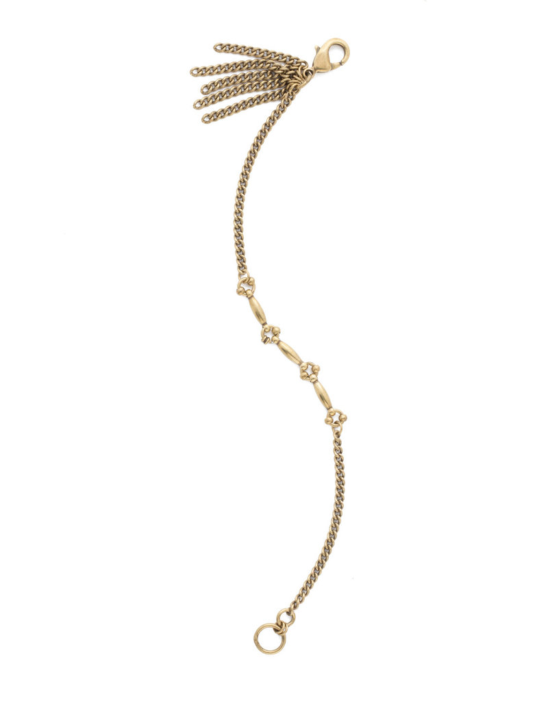Sorrelli Crystal On the Fringe Bracelet