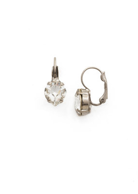 Sorrelli Crystal Crystal Crysathemum Earring