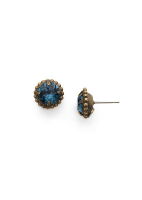 Sorrelli Montana Simplicity Stud Earring