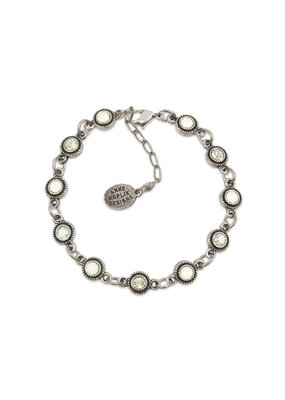 Anne Koplik Designs White Opal Bracelet