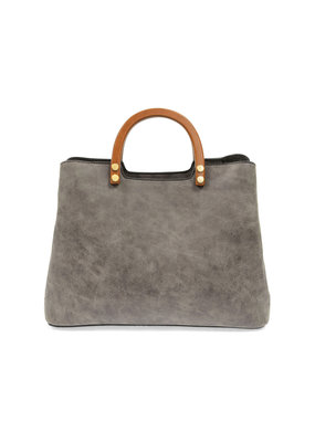 Joy Susan Grey Angie Vintage Satchel