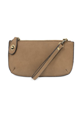 Joy Susan Biscotti Mini Crossbody Wristlet Clutch