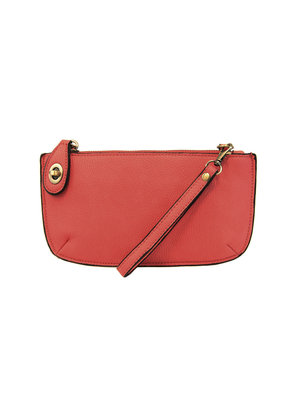 Joy Susan Berry Mini Crossbody Wristlet Clutch