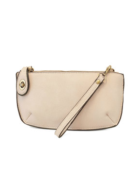 Joy Susan Stone Mini Crossbody Wristlet Clutch
