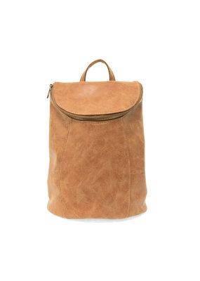 Joy Susan Walnut Alyssa Distressed Backpack