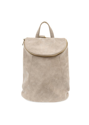 Joy Susan Oyster Alyssa Distressed Backpack
