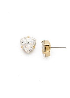 Sorrelli Perfectly Pretty Earring in Clear Crystal