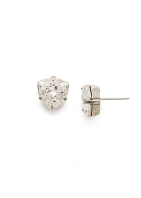 Sorrelli Perfectly Pretty Earring in Clear Crystal