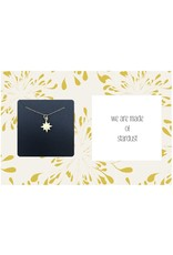 Ruthie & Olive Gold Starburst Pendant Necklace