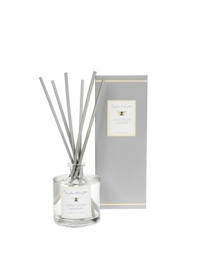 Honey Spiced Lavender Scented Reed Diffuser 100mL