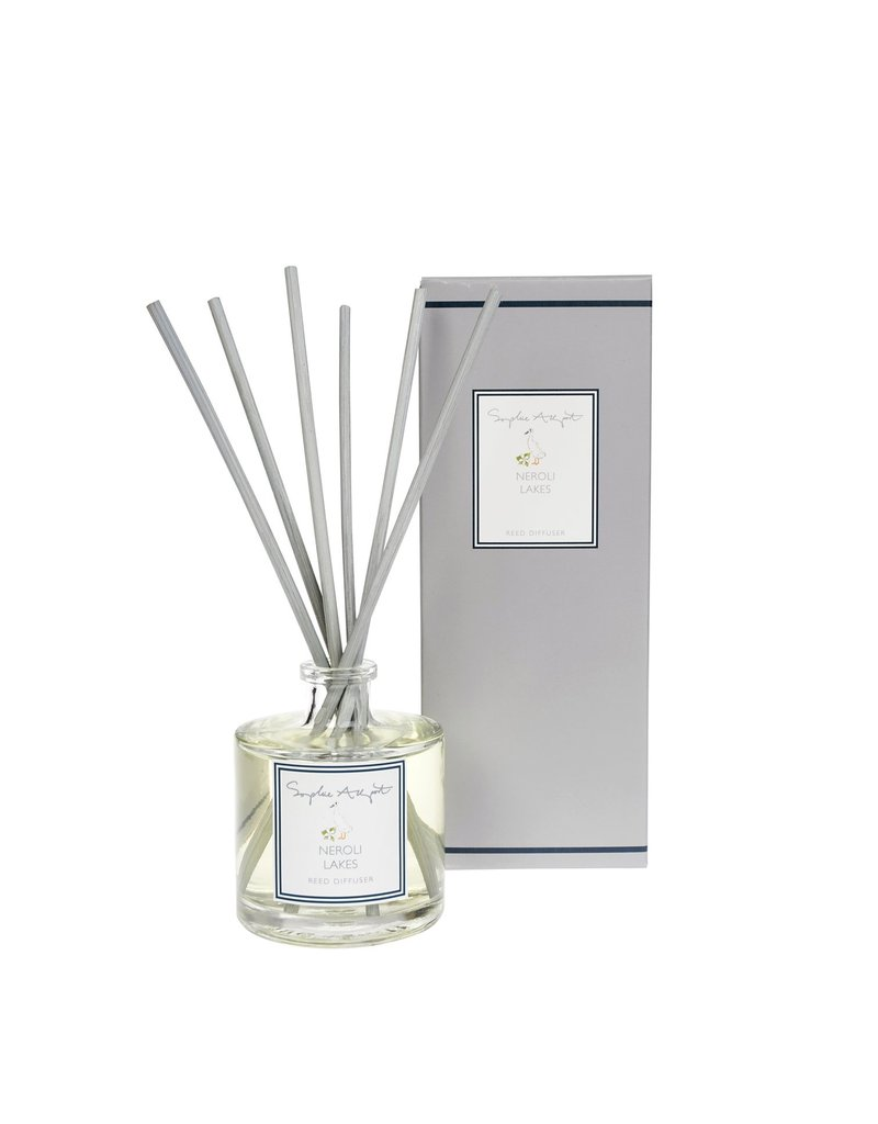 Neroli Lakes Scented Reed Diffuser 100mL