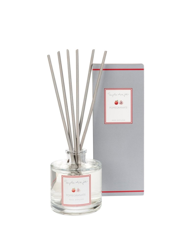 Pomegranate Scented Reed Diffuser 100mL