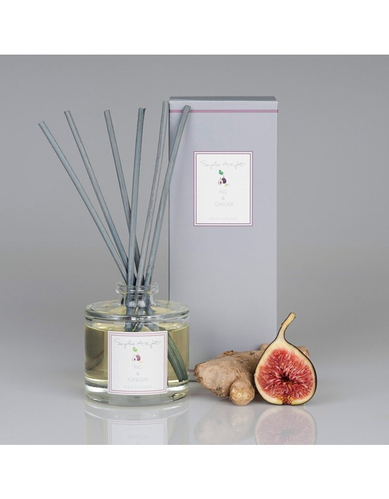 Fig & Ginger Scented Reed Diffuser 100mL