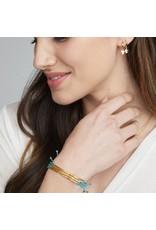 gorjana Power Turquoise Gemstone Healing Bracelet