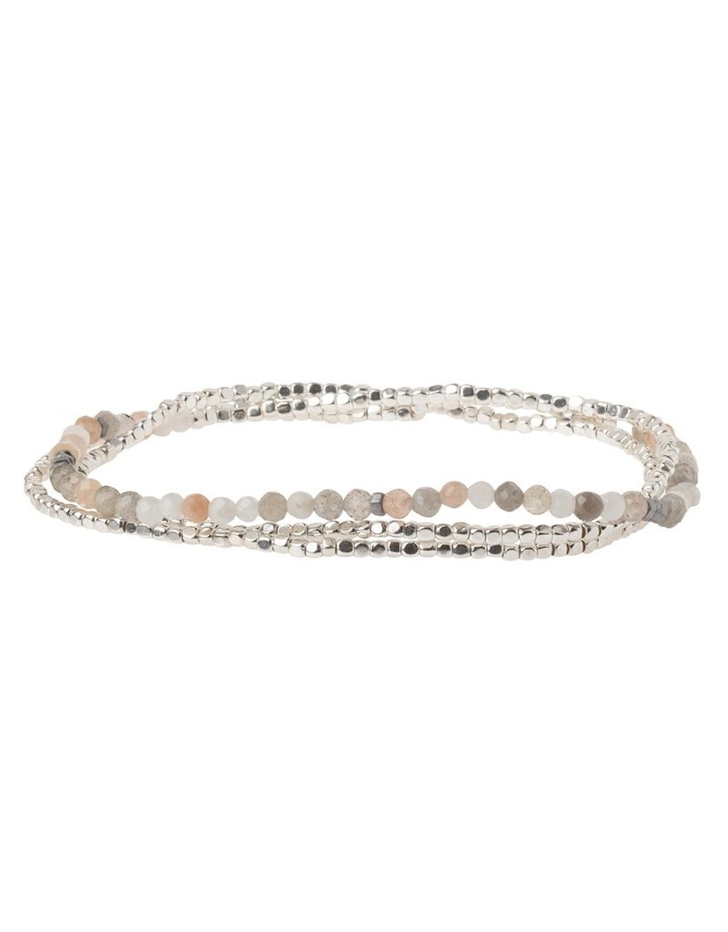 Scout Moonstone Delicate Stone Wrap