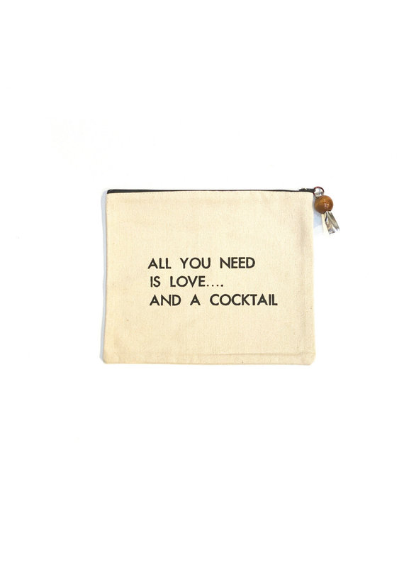 Marcia Made It All You Need is Love Pouch