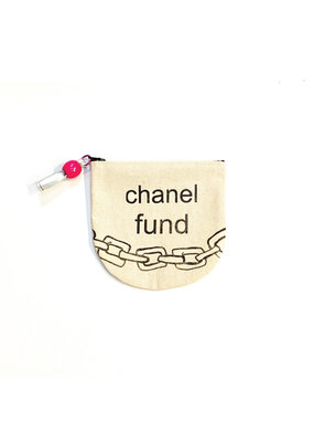 Marcia Made It Chanel Fund Coin Purse