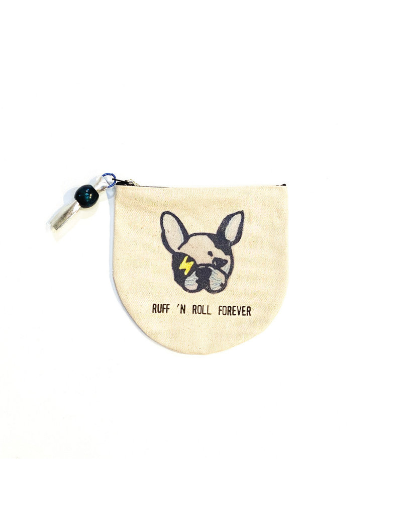 Marcia Made It Ruff & Roll Coin Purse