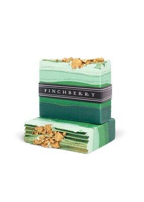 FinchBerry Emerald Bar Soap
