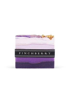 FinchBerry Amethyst Bar Soap