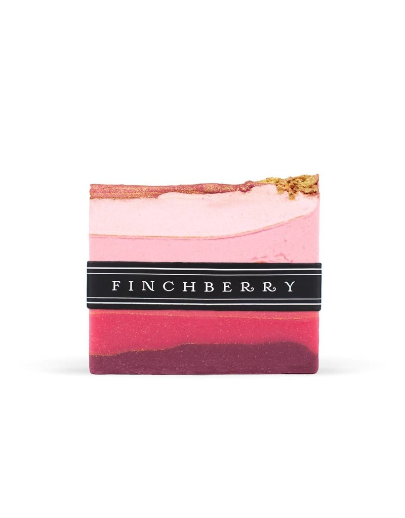 FinchBerry Garnet Bar Soap