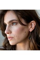 Larissa Loden Rose Quartz Tempest Earrings