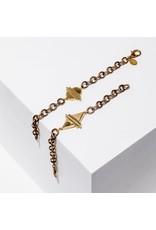 Larissa Loden Triangle Nabis Bracelet
